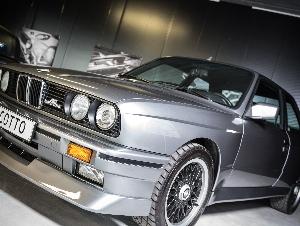 BMW M3   Jhonny Cecotto