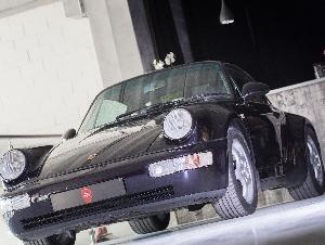 Porsche 964 carrera 4 Jubi.